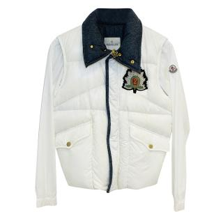 Moncler for Balenciaga Goose Down Gilet/Jacket
