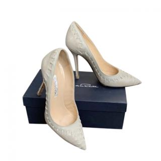 Oscar De La Renta Ross Nappa 100mm Pumps