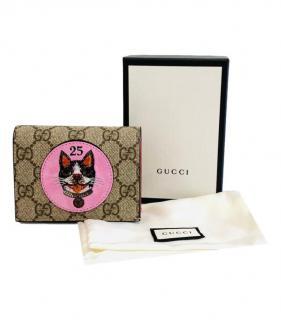 Gucci Cruise Collection Supreme Mini Wallet