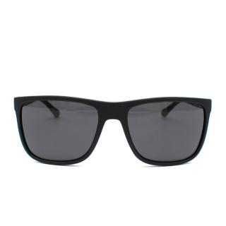 Black Dolce & Gabbana Over Moulded Rubber Sunglasses