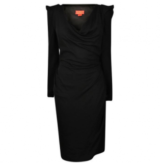 Vivienne Westwood Black Amber Dress