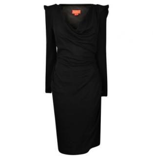 Vivienne Westwood Black Amber Dress