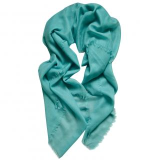 Ralph Lauren Collection large cashmere blend scarf