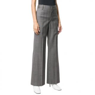 Isabel Marant Etoile Grey Nedford Super 100 Trousers