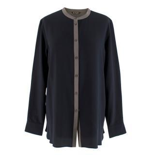 Loro Piana Silk long Sleeve Shirt