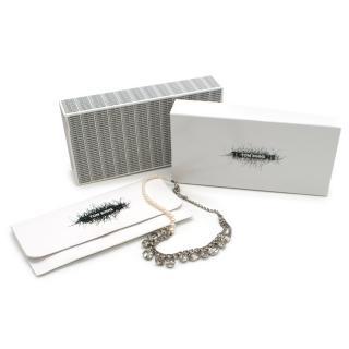 Tom Binns Faux Pearl & Swarovski Crystal Necklace