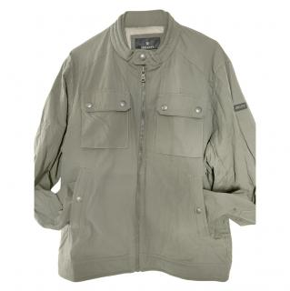 Hackett Khaki Lightweight Jacket