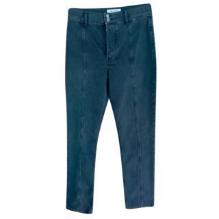 Reformation Vintage Wash Straight Leg Jeans