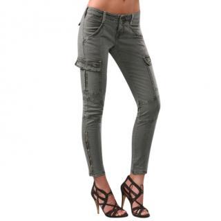 J Brand Houlihan Japanese twill cargo pants