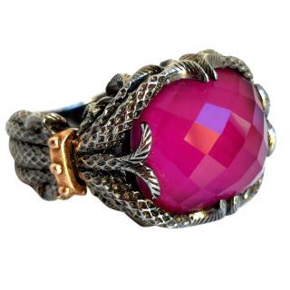 Stephen Webster Quartz Verne Ring