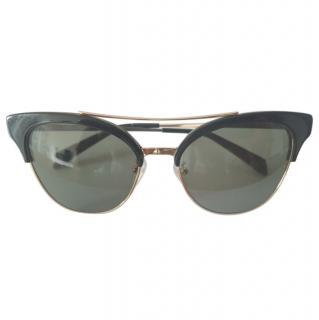 Zadig & Voltaire Cat-Eye Sunglasses