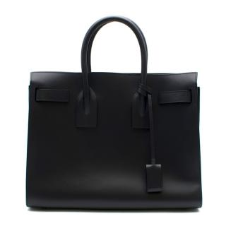 Saint Laurent Classic Navy Sac de Jour Bag