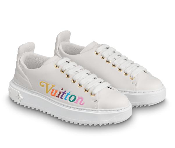 louis vuitton glitter shoes