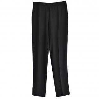 Maison Martin Margiela black trousers