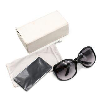 Dior Oversize Black Sunglasses