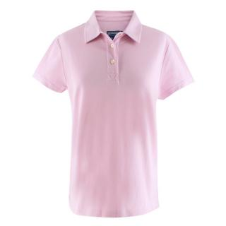 Vilebrequin Pink Polo T-shirt