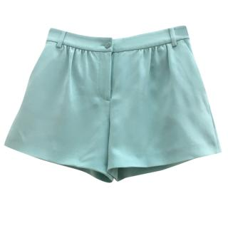 Love Moschino Mint Green Shorts