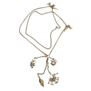 Annina Vogel Signature Charm Necklace