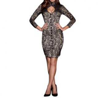 Agent Provocateur Leoni Keyhole Dress
