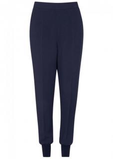 Stella McCartney Blue Tapered Pants