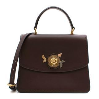 Coach Parker Leather Cross Body Bag