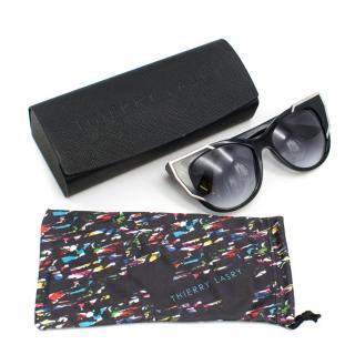 Thierry Lasry Butterscotchy Black Sunglasses