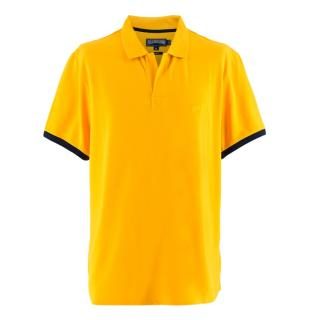 Vilebrequin Yellow Polo T-shirt