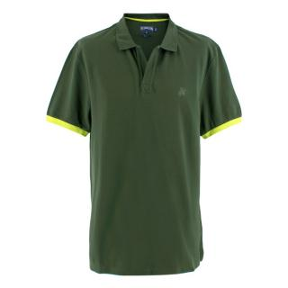 Vilebrequin Green Polo T-shirt