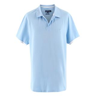 Vilebrequin Sky Blue Polo T-shirt