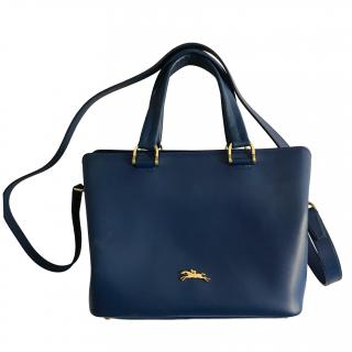 Longchamp Blue Honore 404 Bag