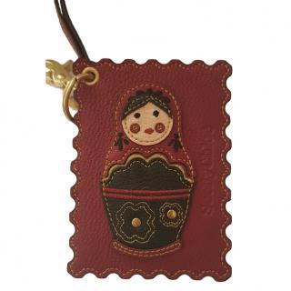 See by Chloe Matriochka Russian Doll Card Holder/Charm