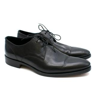 Marc Jacobs black oxford shoes
