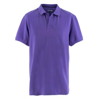 Vilebrequin Purple Polo Shirt