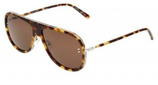 Stella McCartney Tortoiseshell Pilot Sunglasses