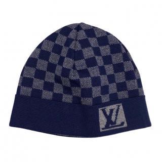 Louis Vuitton Damier Knit Hat