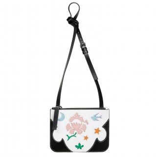 McQ Alexander McQueen double pouch crossbody bag