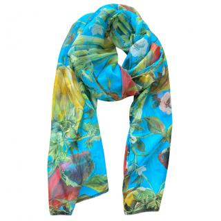 Dolce & Gabbana Peppers Print Wrap Scarf