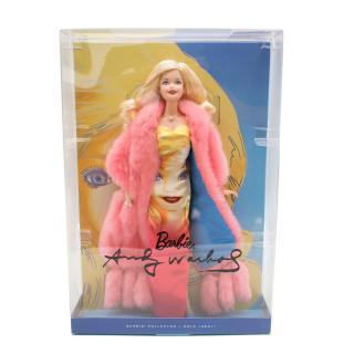 Barbie x Andy Warhol Glamour Barbie Doll