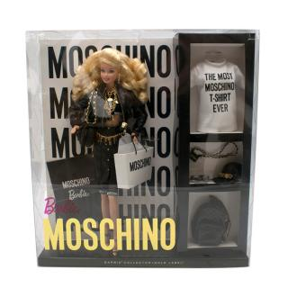 Barbie x Moschino Limited Edition Collectors Barbie Doll