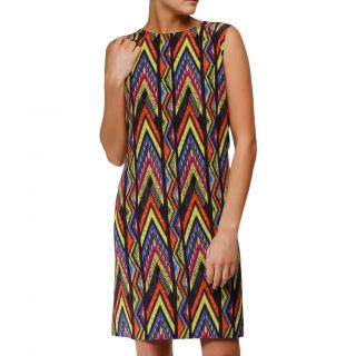 M Missoni zig zag sleeveless dress