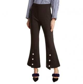 Ellery Fourth Element kick-flare trousers