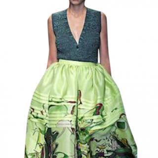 Prada Fairy Collection Collector's Skirt