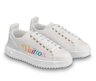 Louis Vuitton Rainbow Time Out Sneakers