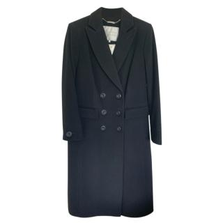 Windsmoor by Paul Costelloe Double Breasted Cashmere Blend Coat