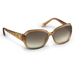 Louis Vuitton Obsession Sunglasses in Glitter Honey