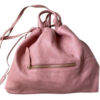 Burberry Prorsum Pale Pink Crush Bag