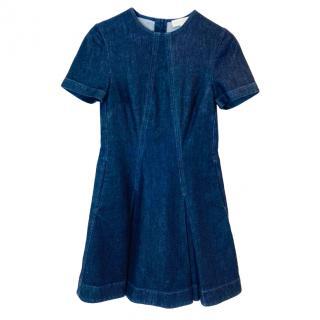 Stella McCartney Denim A-Line Dress