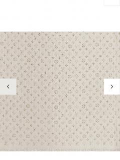 Louis Vuitton Monogram So Glitter Stole