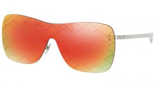 Chanel Orange Aviator 4215 Sunglasses