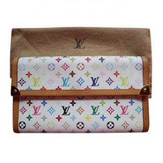 Louis Vuitton Multicolour Monogram Wallet